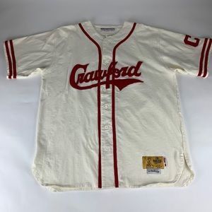 Satchel Paige Pittsburgh Crawford Jersey